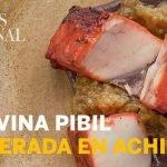 Corvina pibil   Cocina de temporada   El País Semanal