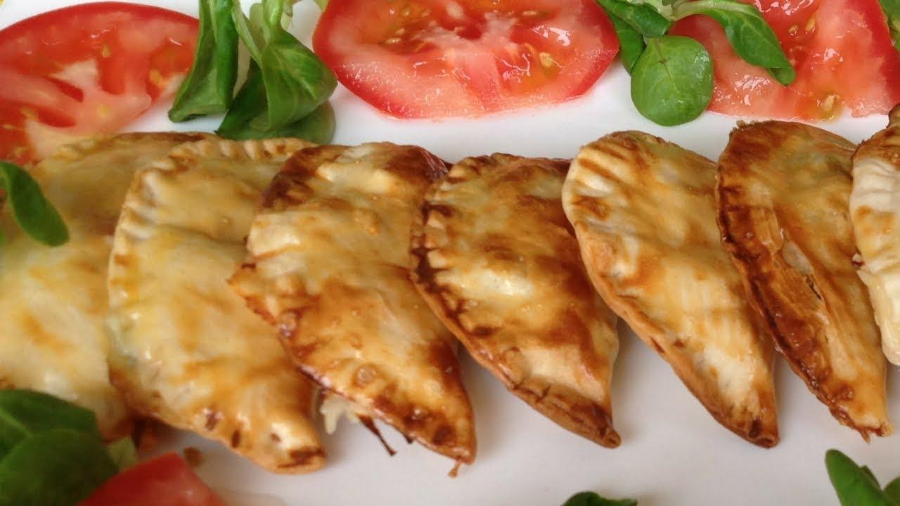 EMPANADILLAS VARIADAS   Recetas de Cocina