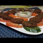 Falafel casero: receta de cocina fácil, sencilla y deliciosa