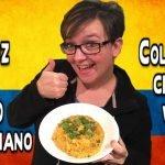 Hacer comida el lunes: olla a presión Arroz con Pollo Colombiano / Arroz colombiano con pollo
