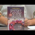 Htv: Cris Marco nos presenta su libro 'Postres sin gluten' Mi receta de cocina