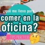 Ideas para comer en el TRABAJO  🍌  ESCUELA 🍒 COMIDAS SALUDABLES