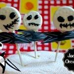 Jack Oreo pops / Recetas para Halloween / Pequeñas Delicias  Mi receta de cocina