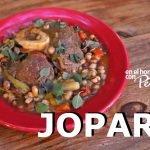 Jopara So'o - Receta típica para espantar al Karai Octubre