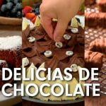 Las mejores recetas de chocolate: Felicidad que se puede comer   VIX Yum