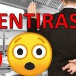 Mentiras de las escuelas de cocina / Escribiendo mi receta / Rodolfo Cortina