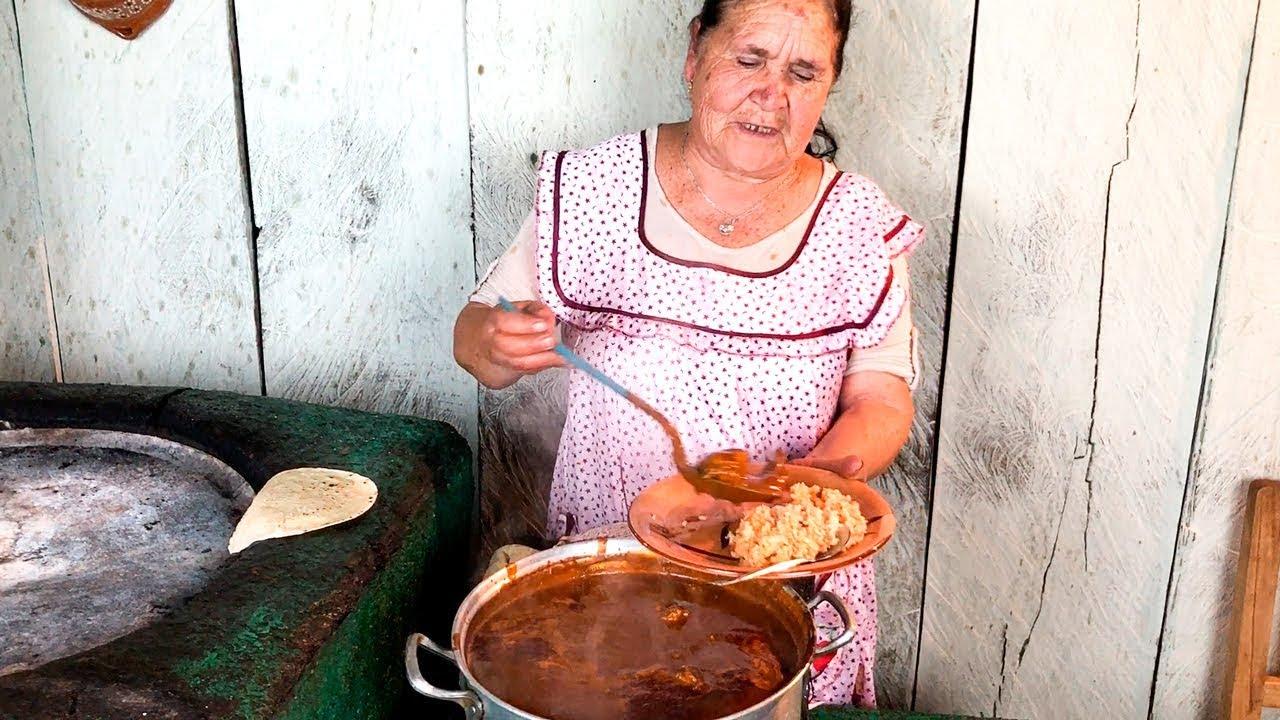 Mole de Rancho De Mi Rancho A Tu Cocina