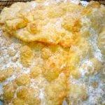 Orejas de Carnaval Mi receta de cocina
