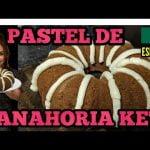 PASTEL DE ZANAHORIA KETO RECETAS DE COMIDA CETOGENICA KETO EN ESPAÑOL