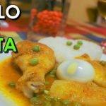 POLLO DE FIESTA - Tips y preparación, fácil y sencillo   Recetas Chavely Comida Peruana