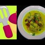 POLLO EN SALSA DE ALMENDRAS...¡¡¡RICO RICO¡¡¡ Las mejores recetas de cocina casera