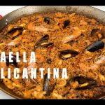 """Paella Alicantina  """"MIXTA""""   Paellas y  Arroces  ArturG"""