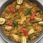 Paella 🎉 Monsieur Cuisine, SilverCrest Lidl
