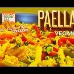 Paella Vegana - Cocina Vegan Fácil