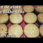 Pan de elote para diabético*Magdalenas de elote para diabético*Mantecadas de elote para diabético*  Mi receta de cocina