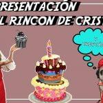 Presentación del canal El Rincón de Cristina recetas de cocina