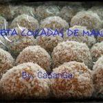 RECETA COCADAS DE MANJAR  Mi receta de cocina