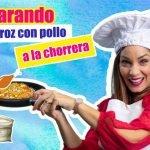 RECETA DE ARROZ CON POLLO  | ARROZ AMARILLO |YORY EN SU SALSA !