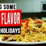 RECETA DE ARROZ CON POLLO NINJA FOODI (ARROZ CON POLLO) | Cuentos salados