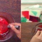 RECETAS CON GELATINA FÁCILES DE HACER: Creativas gelatinas para cualquier ocasión | VIX