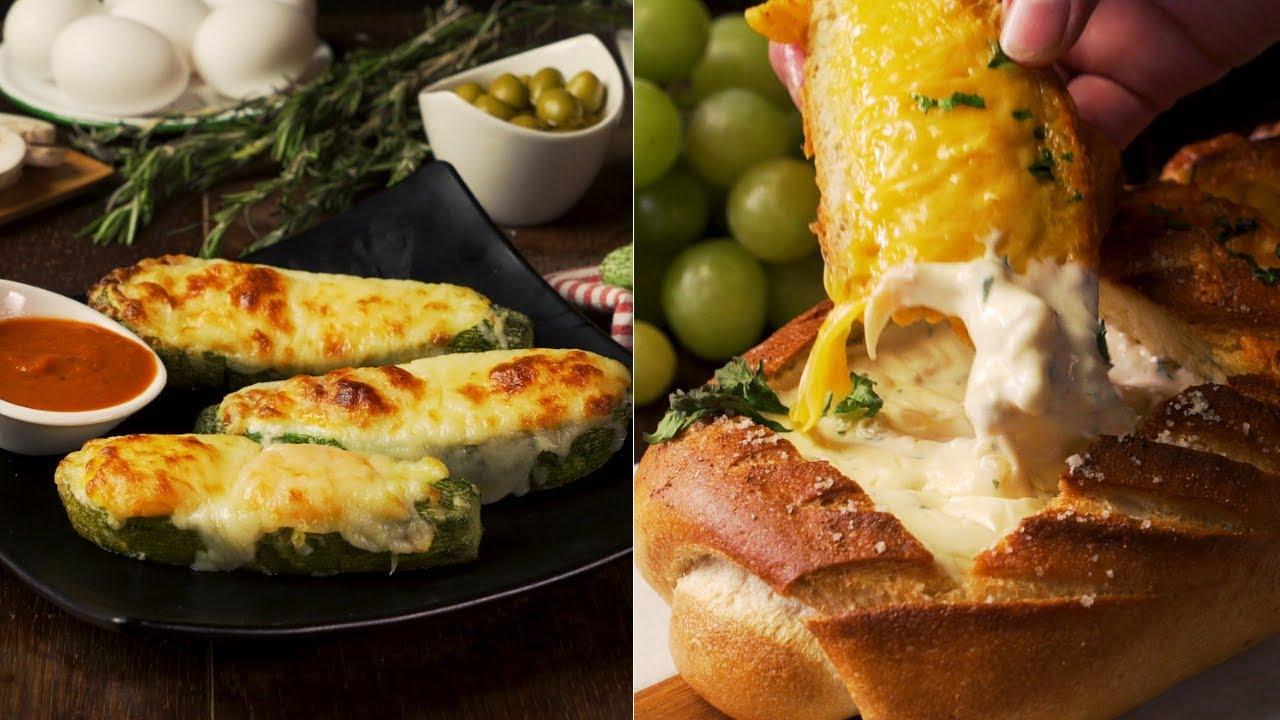 RECETAS PARA LOS ADICTOS AL QUESO: Cinco deliciosas recetas de queso para preparar en casa | VIX