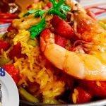Receta: Paella pa' todos   Cocineros Mexicanos
