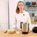Receta Tarta de lima   Robot de cocina Ironmix
