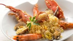 Receta de paella de marisco - Karlos Arguiñano