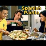 Receta española de paella - Cómo hacer paella en casa - Cine Khana Peena Aur - Varun