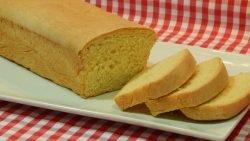 Receta fácil de pan de molde casero paso a paso