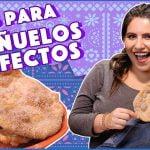 Receta para preparar buñuelos de rodilla | Cocina Delirante