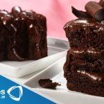 Receta para preparar pastel de chocolate con higos. Receta de pastel / Postres fáciles  Mi receta de cocina