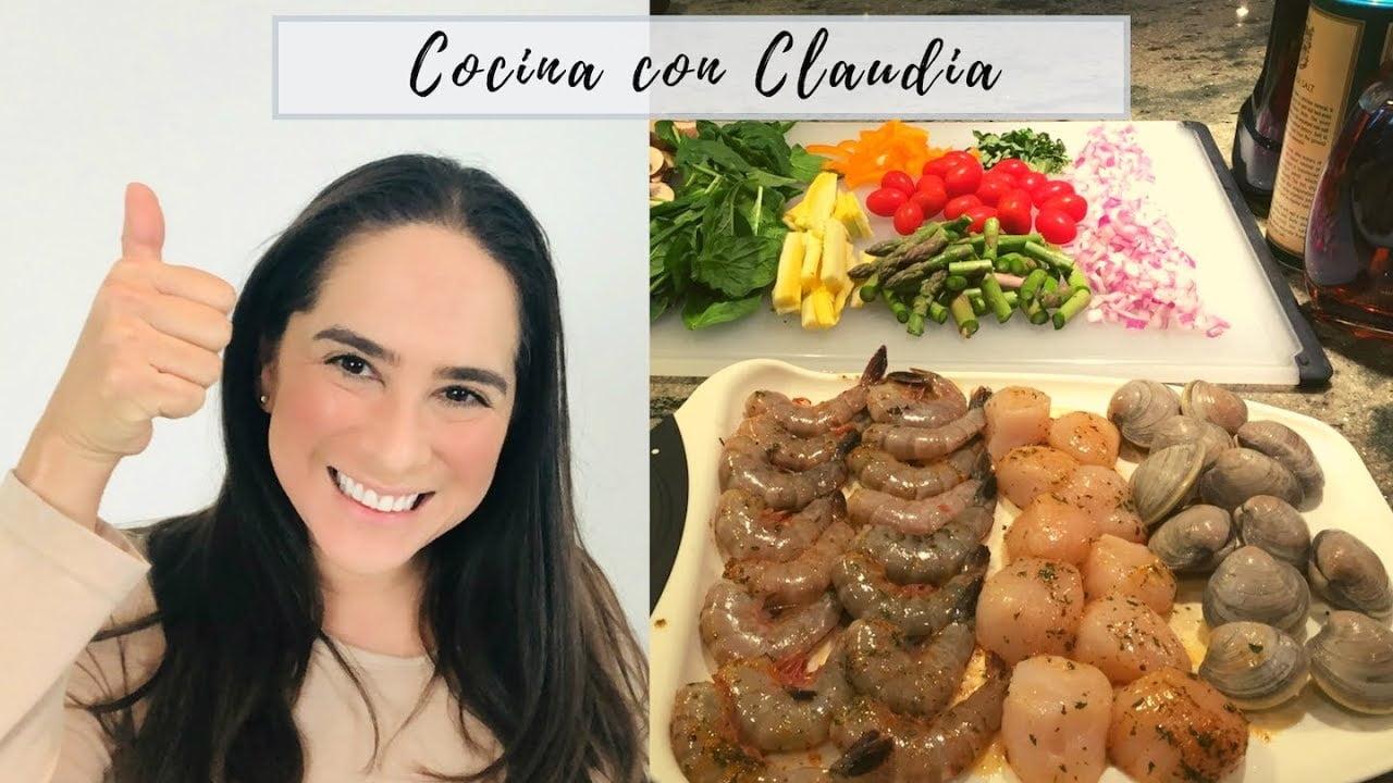 Recetas Caseras  - Canal de Cocina en Español- Cocina con Claudia