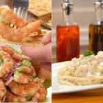 Recetas con camarones: Camarones caseros para deleitarte con su sabor | VIX Yum