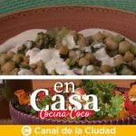 Recetas con legumbres: garbanzos tibios con acelga y yogur y mucho más en Casa Cocina Coco