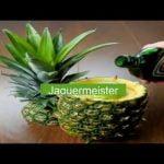 Recetas de Cocina, cómo preparar Piña Abacaxi Jägerbomb
