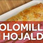 Recetas de cocina Carrefour - Solomillo de cerdo en hojaldre