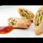 Rollitos de primavera de Iwao Komiyama - Cocina oriental  Mi receta de cocina