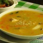 Sopa De Trigo - PreparaciÓN Rapida Y Sencilla