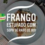 Sopa de Pollo Estofado con Rabo de Buey - Recetas de Sopa Knorr - Knorr