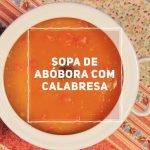 Sopa de calabaza y pepperoni - Divine Minute - Divine Recipes