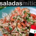 TABULE (ENSALADA ÁRABE) | Las ensaladas más famosas del mundo