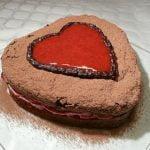 Tarta de San Valentín - Receta casera paso a paso  Mi receta de cocina