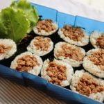 recetas con ternera/comida para picnic/comida fácil y rápida/lunch box/asiático