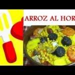 ARROZ AL HORNO. ¡¡¡RICO RICO!!!. Las mejores recetas de cocina casera.