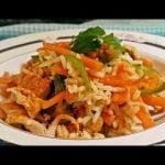 ARROZ con POLLO y VERDURA |Receta fácil| Mamá cocina así