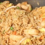 Arroz Frito con Pollo y Camarones|Chicken & Shrimp Fried Rice|Sabor en tu Cocina|Ep. 182