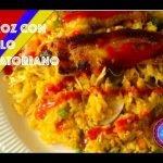 Arroz con Pollo Ecuatoriano ⎜Cocinando con Mami Sofi