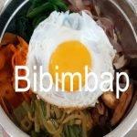 Cómo hacer BIBIMBAP | 비빔밥 | Cocina rápido y fácil | receta de comida coreana