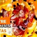😃 Cómo preparar Postre De Tostadas Y Frutas |RECETA Casera | Comida Casera Colombiana 😃